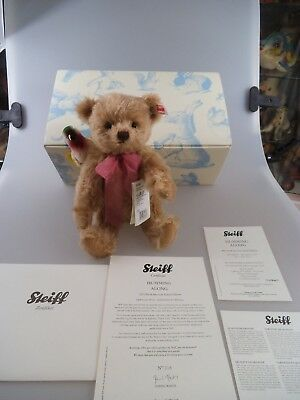 Steiff Teddy Humming Along 682865 North American Edition (1593)