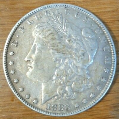 Lot of 5 Morgan Silver $1 Dollars 1883, 1886, 1898, 1900, 1921 See Pics for Cond