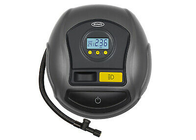 Ring RTC500 Digital Car Electric Tyre Inflator Compressor Pump 12v Compact