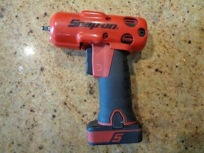"""Snap On 1/4"""" DRIVE CT725 14.4V Impact Wrench With Battery"""