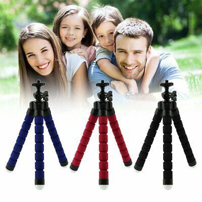 Octopus Mini Flexible Tripod Mobile Phone Stand For Mobile phone Camera Video SZ