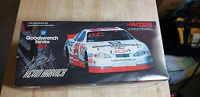 Kevin Harvick #29 GM Goodwrench Service Plus 2001 Monte Carlo 1:24 NASCAR Car