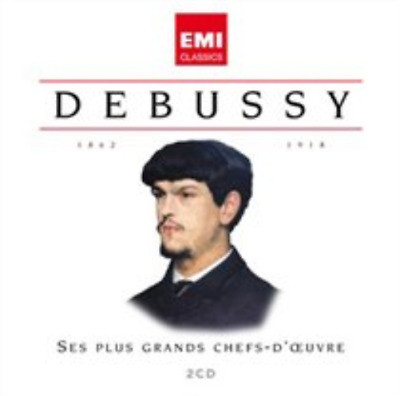Debussy: Ses Plus Grands Chefs-d'oeuvre CD NEW