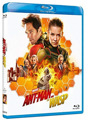 Movie-Ant-Man And The Wasp BLU-RAY NEW