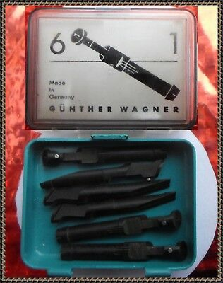 Pelikan Graphos  Günther Wagner Drafting Nibs - A box with 6/ 92 A 015 nibs