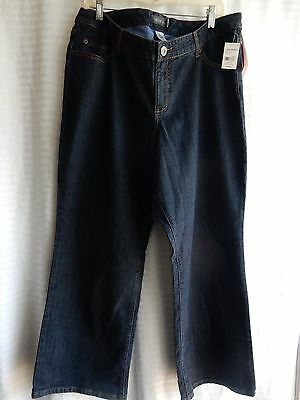 7927bbfd517 Lane Bryant Venezia Stretch Bootcut Jeans Plus Sz. 3 Petite Curvy New With  Tags