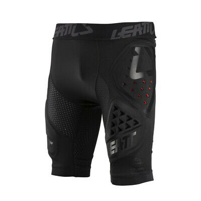 Leatt 3DF 3.0 Impact Shorts Black LG