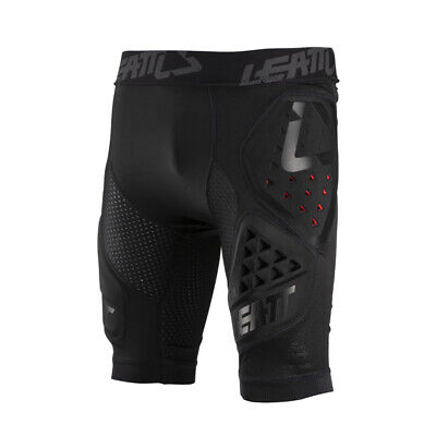 Leatt 3DF 3.0 Impact Shorts Black XXL