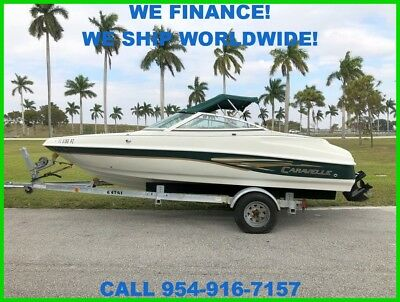 2002 Caravelle 186! 253 Hours! One Owner!