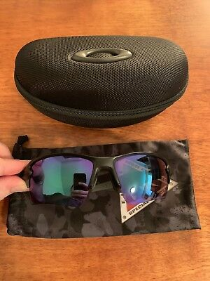 bed2d63876d OAKLEY FLAK JACKET 2.0 xl Green fade prizm field -  64.99
