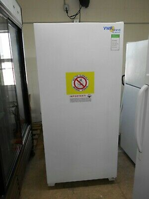 Vwr Revco Gs Lab Equipment U2020Ga14 20 Cu-Ft General Purpose Laboratory Freezer