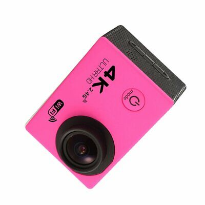 F60R 2.0 Inch 4K 170 Degree Wide Angle WiFi Sport Action Camera Camcorder  N SM