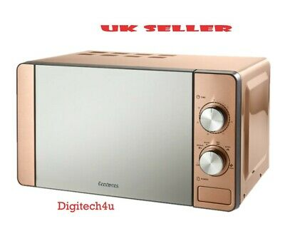 Stylish Goodmans Copper Kitchen Microwave Oven-Capacity: 20Litre