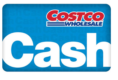 Costco Gift Card Enter Without Membership $25,50,100  Free Shipping