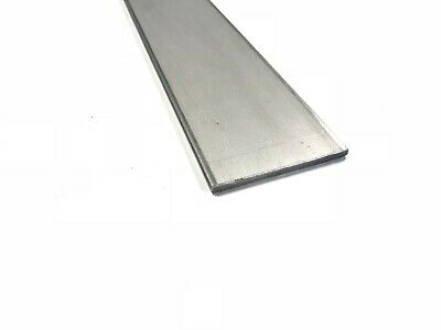 "Stainless Steel Flat Bar Stock 1/8""X 2"" X 6"" Knife Making Craft 304"