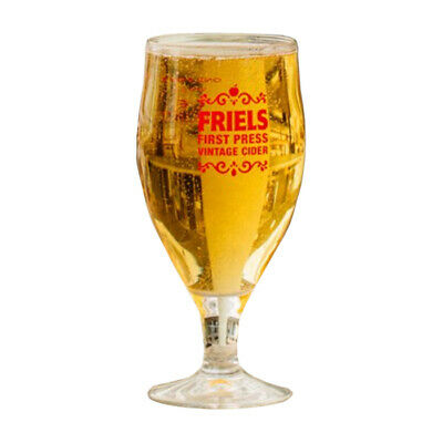 Personalised ASPALL SUFFOLK CIDER Engraved 1 Pint Goblet Glass Birthday