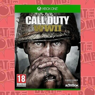 Call Of Duty: Wwii (pal Import)  - Xbox One game - BRAND NEW