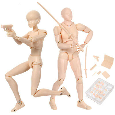 Body Chan & Kun Doll Male Female DX Set PVC Movebale Action Figure Model