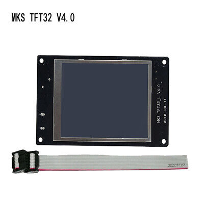 New Full Color Break Point 3.2inch MKS TFT32 LCD Controller Touch Screen Board