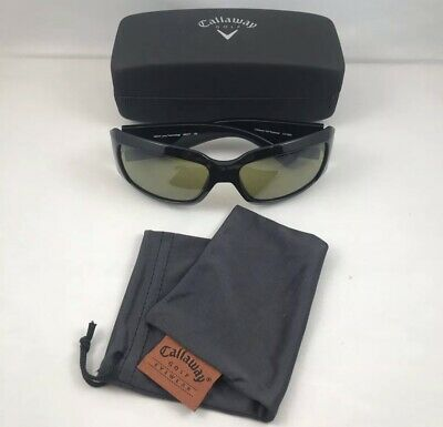 ff7cbe24029 Callaway Golf Neox Sunglasses Eyewear Collection Series C410-BLK