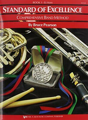 Standard Of Excellence: Comprehensive Band Metho... by Pearson, Bruce 0849759374