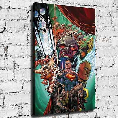 Super hero HD Canvas print Painting Home Decor Picture Room Wall art 125464