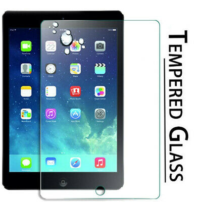 New tempered glass screen protector For Apple iPad 2 3 4 Pro 9.7 Mini Air 5 10.5