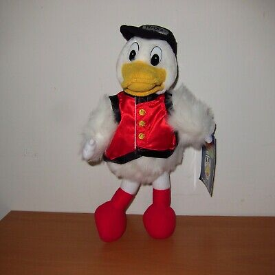 Hey Hey It's Saturday PLUCKA DUCK! Plush Vintage 1997 Approx 30cm Tall, With Tag