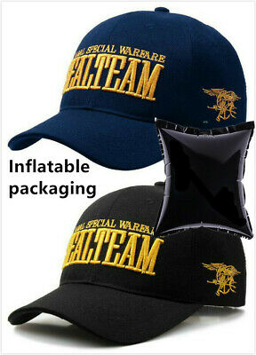 United States Navy Seal Team Hat Trident Cap U.S Special Warfare Baseball  Cap US 759d3181c052