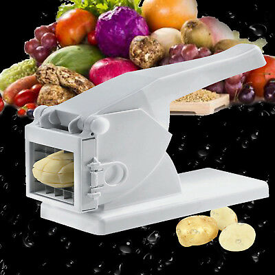 Potato Chipper Stainless Steel Blades Chrome Potato French Fry Chips Cutter
