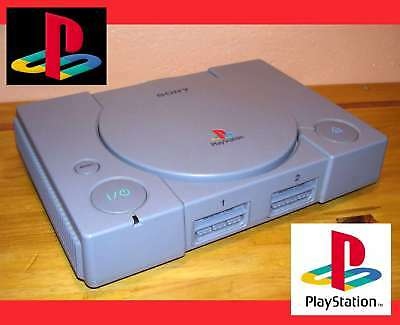 SONY PLAYSTATION PS1 + 2 jeux + 2 memory cards + 2 manettes + Valise - COLLECTOR