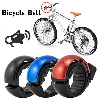 Aluminum Alloy Invisible Bicycle Bell Cycling Bell Bike Handlebar fr 22.2-31.8mm