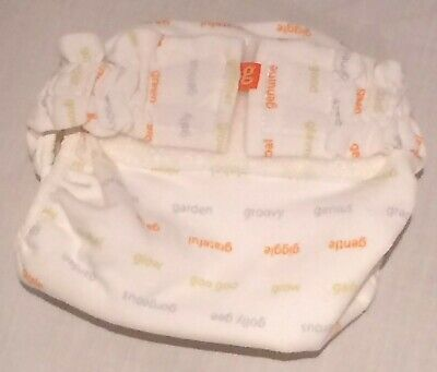 New Gdiapers Newborn Gword Gpants Extra Small 6-10 Lbs 0-12 Mo