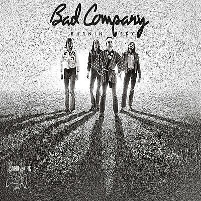 Bad Company  – Burnin' Sky Remastered 2Cd Deluxe Edition (New/sealed)