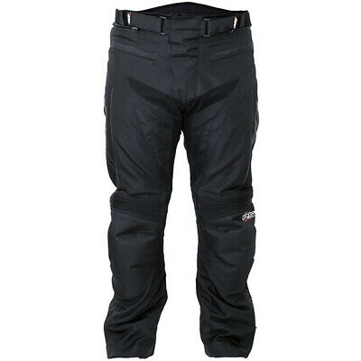 RST Blade Sport 2 Textile CE Motorcycle Motorbike Pants Trousers - Black