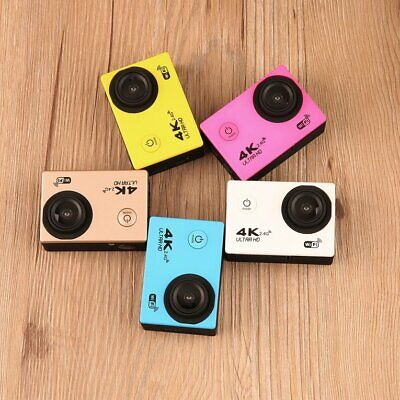 F60R Outdoor Extreme Sports Camera with Remote Control WiFi Waterproof Camera EA