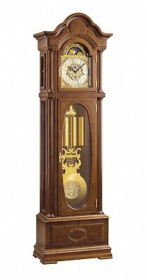 Grandfather clock walnut from Kieninger KN 0129-23-01 NEW