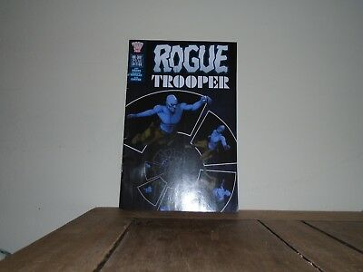 2000AD One -Shot Special Edition Rogue Trooper comic