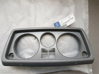 Mercedes W460 W461 instrument cluster frame covering A46068907907102 Genuine