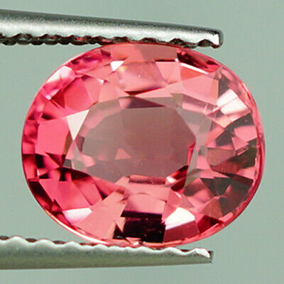 1.60 CT TOP QUALITY!! MOZAMBIQUE Natural AAA Bright Pink Tourmaline - TT43
