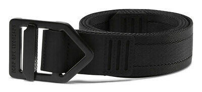 Icon Motosports NAVIGATOR Nylon Belt (Black) Choose Size