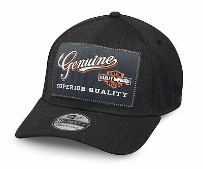 Harley-Davidson  Baseball Cap Genuine Patch         *99460-17VM/000L*