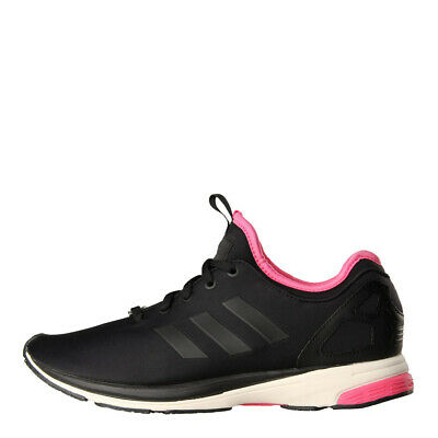 check out 2e010 a6187 Adidas Originals ZX Flux Adv Asym Mens Trainers Lace Up Shoes Black S79063  D28.