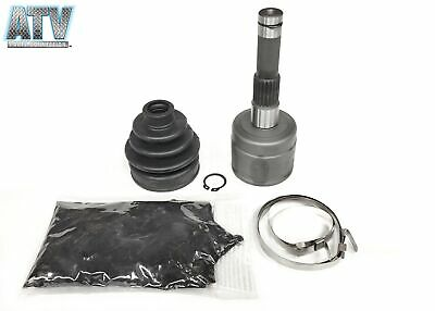 2003 Front Inner /& Outer CV Axle Boot Kit Yamaha Grizzly 660 w// 68 LAC O.B