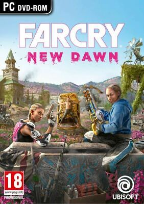 Far Cry New Dawn - Pc - Gioco Italiano Originale - Uplay Account - Farcry
