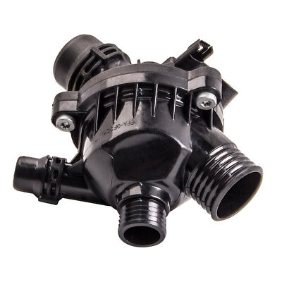 Coolant Thermostat for BMW 325 E92 3.0 2007 on N53B30A BGA 11537536655 New