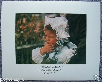 "Gone With The Wind Signed - By Phyllis Callow ""bonnie Blue""  Scene Photo - #3"