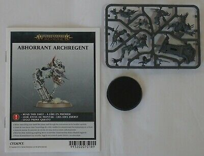 Warhammer Age of Sigmar Flesh Eater Courts Abhorrant Archregent (Carrion Empire)