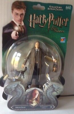 Popco HARRY POTTER Action Figure of ARGUS FILCH  from The Order Of Phoenix