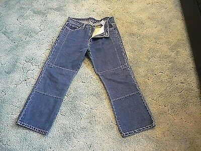 Ladies Motor Cycle Jeans With Kevlar Reinforcement